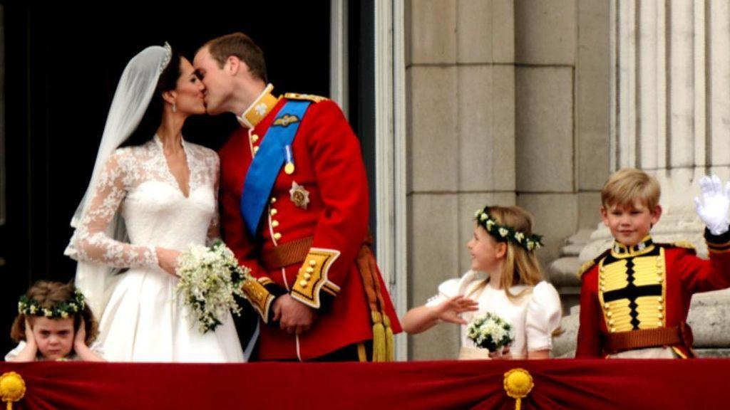 La boda de Guillermo y Kate