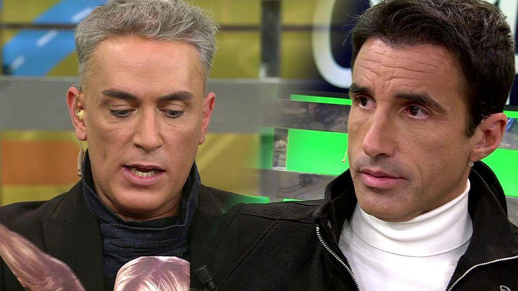 """La primera reacción de Hugo Sierra ante el reencuentro de Adara y Gianmarco: """"Tengo pocas ganas de hablar"""""""