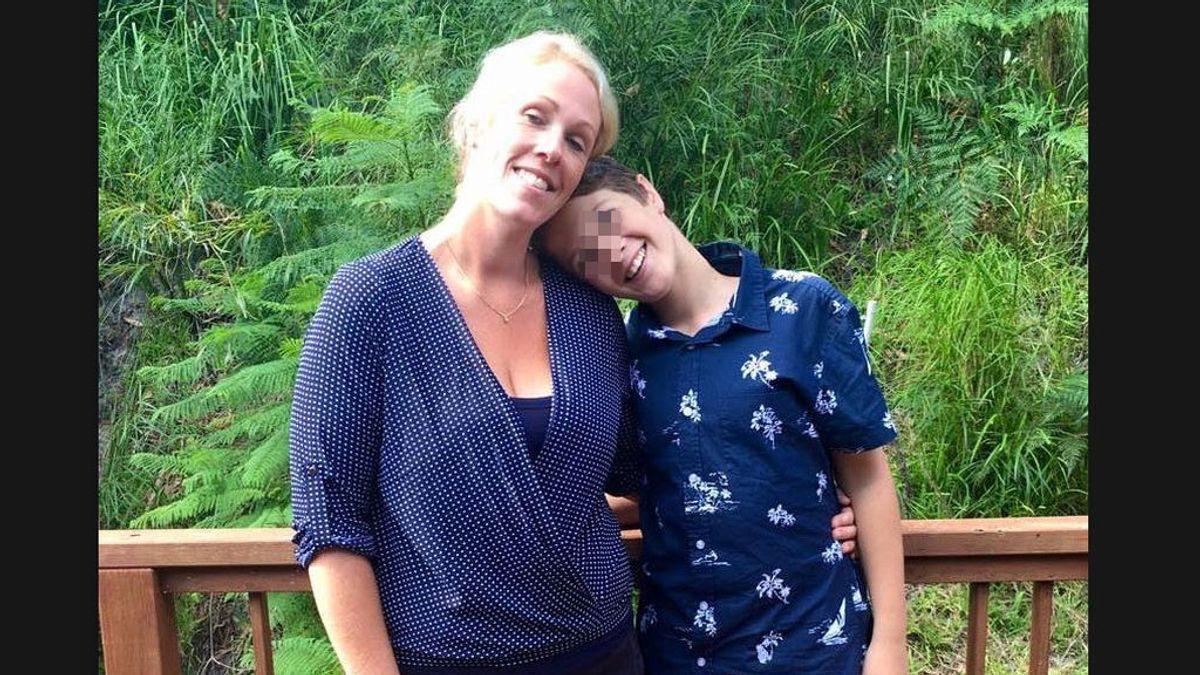 Una madre denuncia negligencia médica en la muerte de su hijo: le diagnosticaron un virus y tenía peritonitis