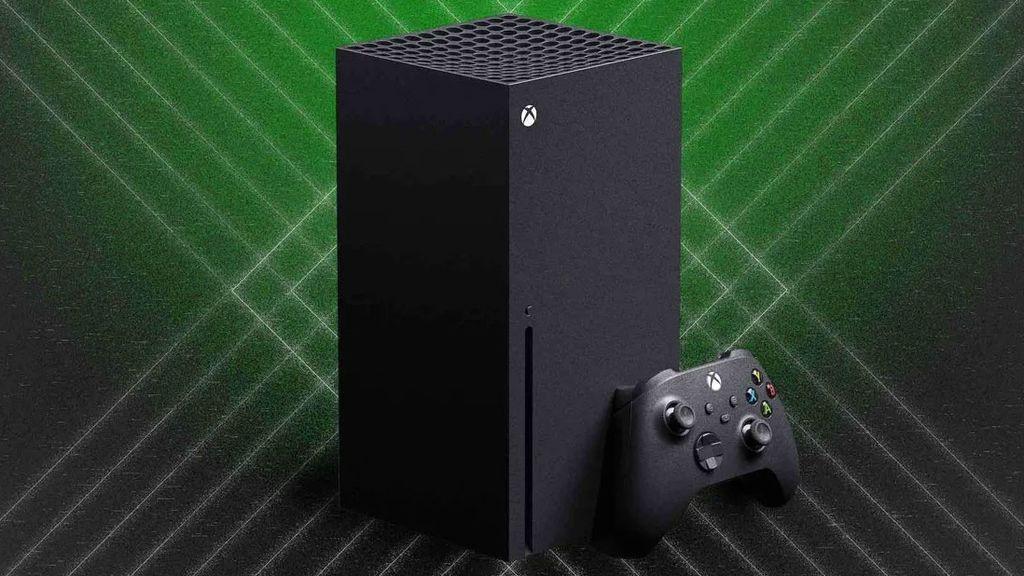 Así es la nueva Xbox Series X