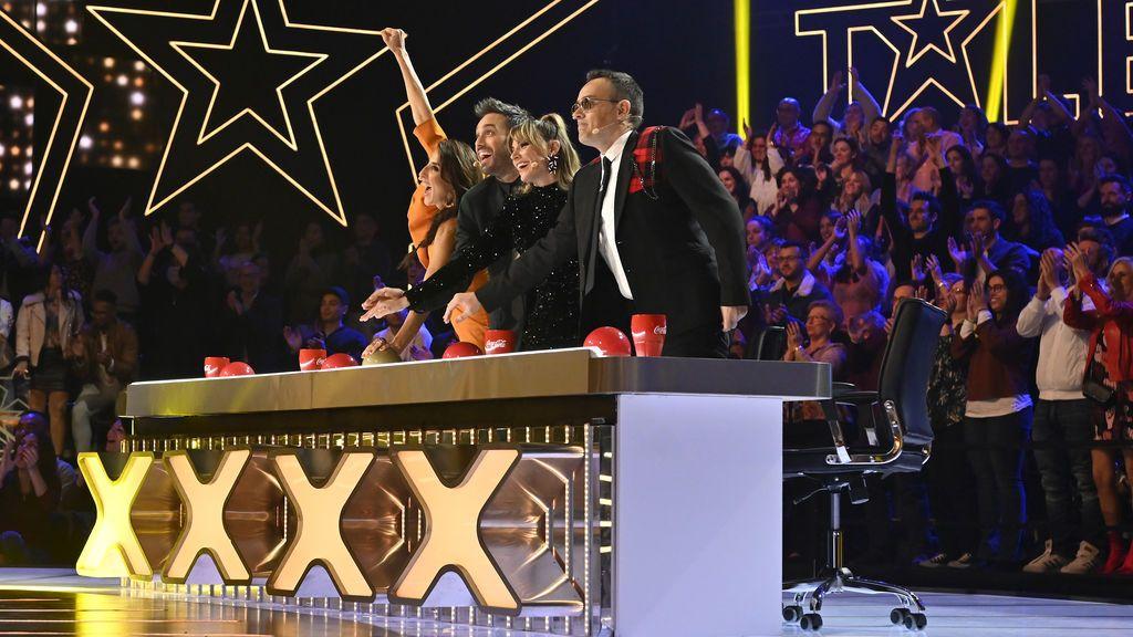 'Got Talent España' finaliza su quinta temporada con el mejor share de su historia