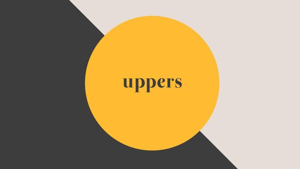 Uppers TV 01x7 (15/11/2019)