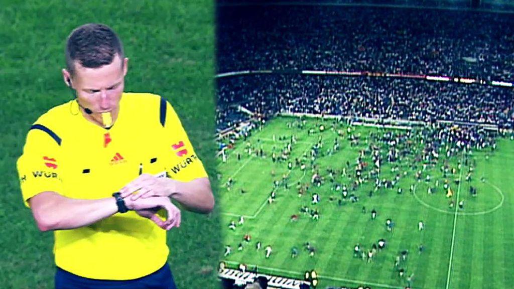 Consecuencias de los problemas dentro del Camp Nou