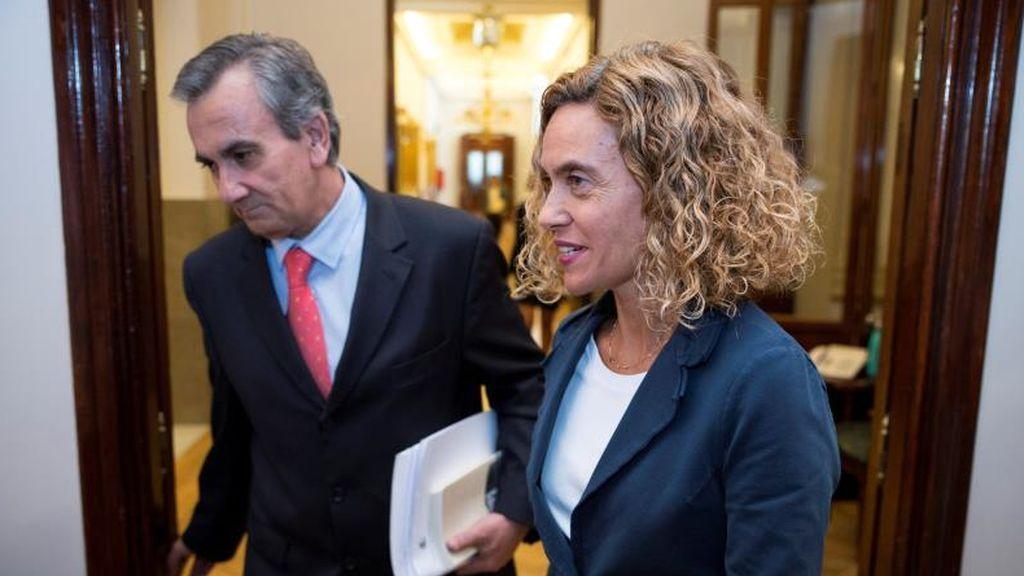 Batet sobre investidura de Sánchez antes de fin de año: difícil, no imposible