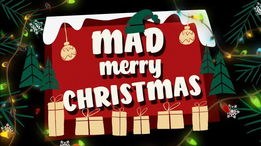 Mtmad estrena 'Mad Merry Christmas',  el reality más crazy de estas Navidades