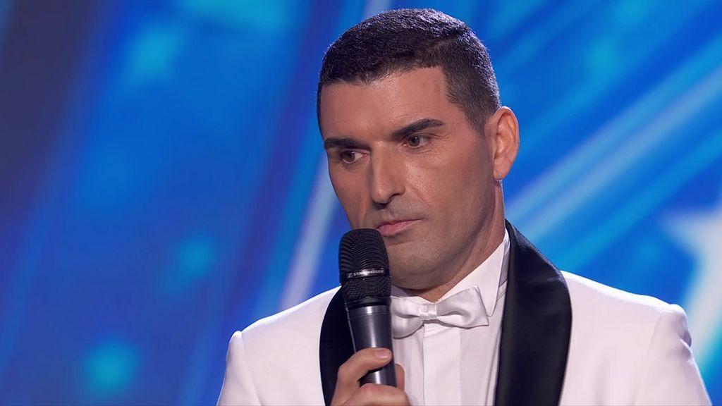 La actuación de David García, el pase de oro de Risto, indigna a Paz Padilla y enfrenta al jurado