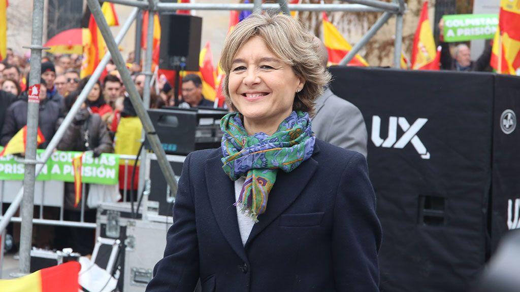 La exministra Isabel García Tejerina