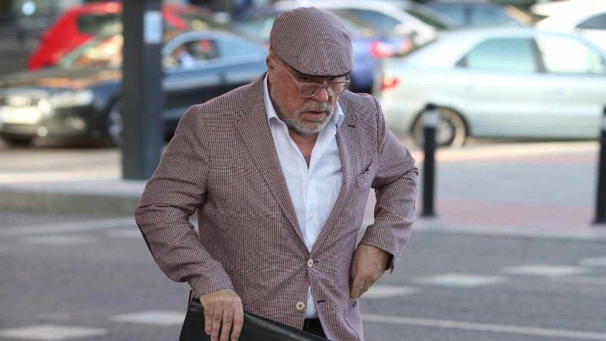 El comisario Villarejo seguirá en prisión provisional aunque lleve más de dos años