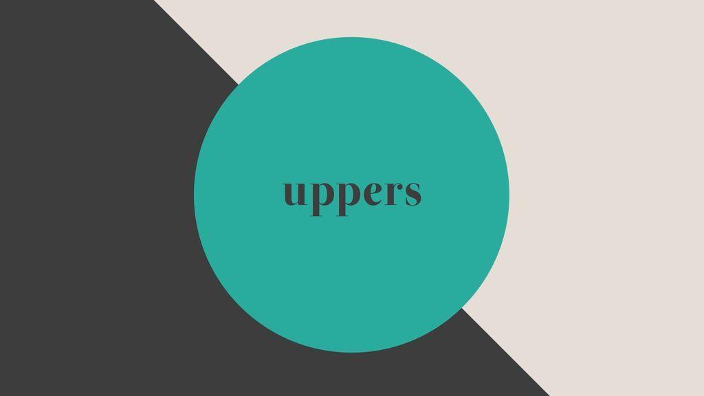 Uppers TV 01x6 (01/11/2019)