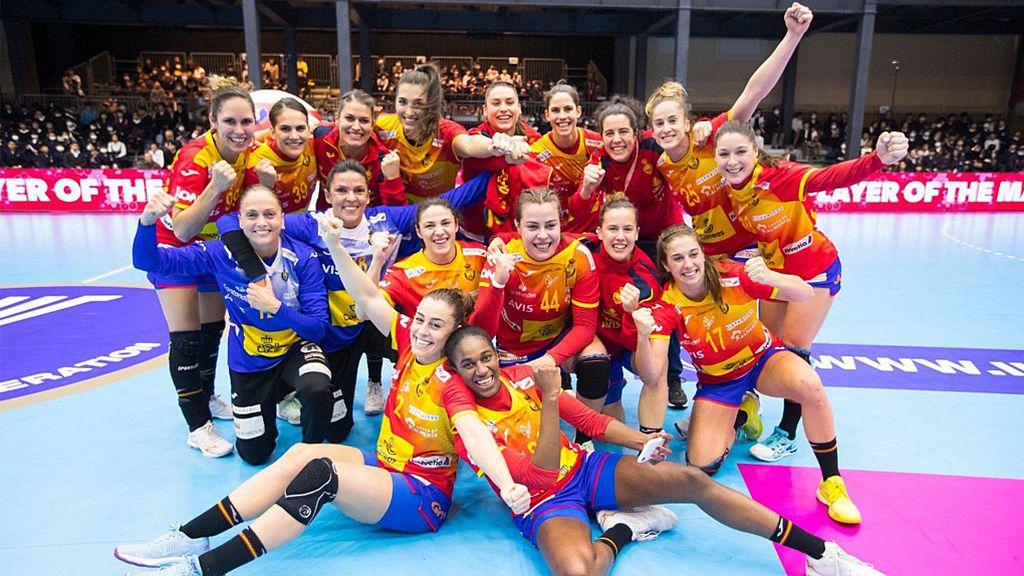 España gana a Noruega y jugará contra la final del Mundial de balonmano femenino