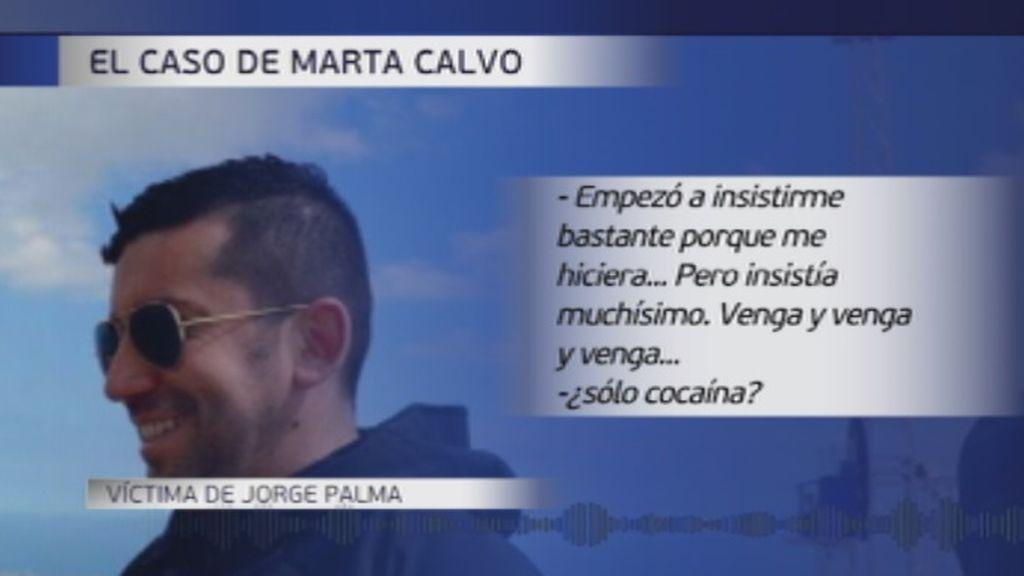 "Otra víctima del descuartizador de Marta Calvo: ""Te obliga a tomar cocaína para violarte"""