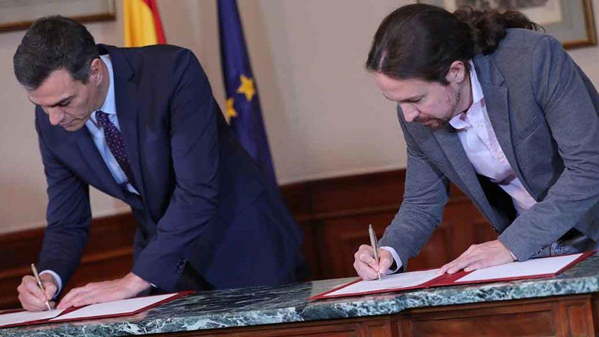 PSOE y Unidas Podemos quieren subir el salario mínimo a 1.200 euros antes de que termine la legislatura