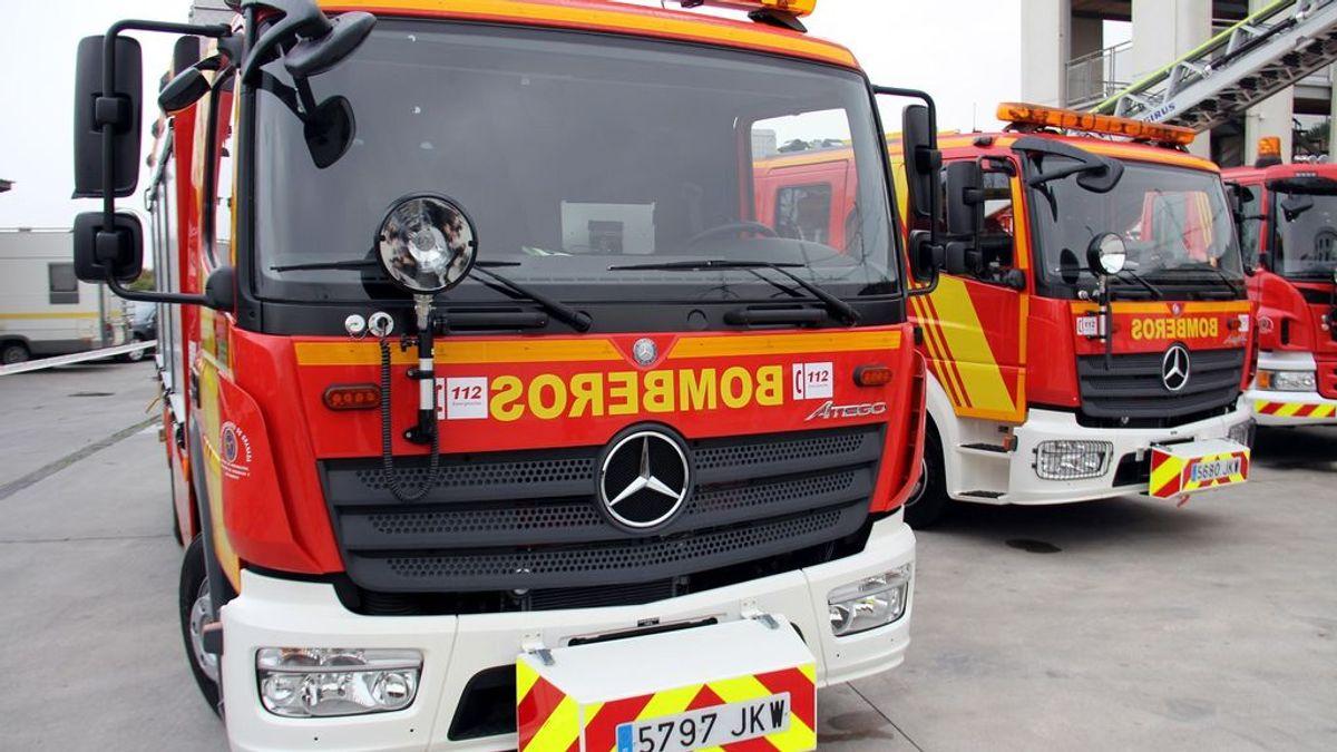 Incendio en una vivienda de Granada: un joven de 22 años ha muerto y hay otros cinco afectados por inhalar humo