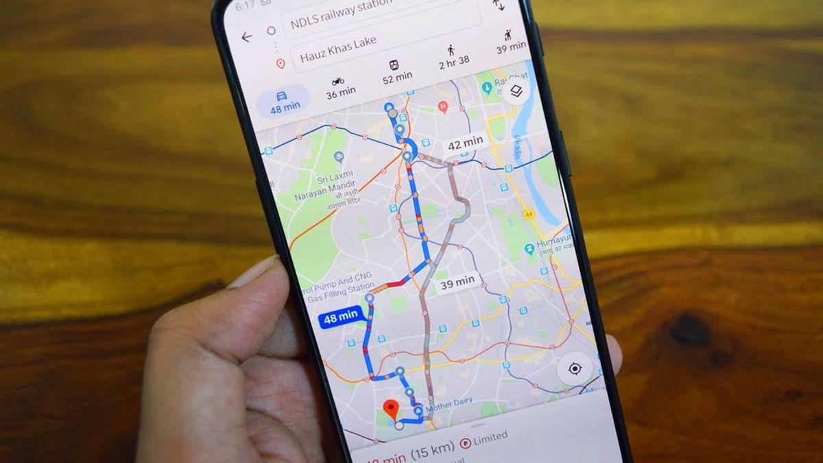 Cómo eliminar los de datos de la Cronología de Google Maps