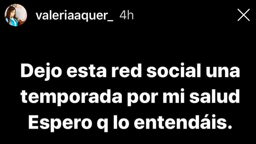La hermana de Diana Quer cierra su cuenta de Instagram tras denunciar que fue maltratada por su expareja