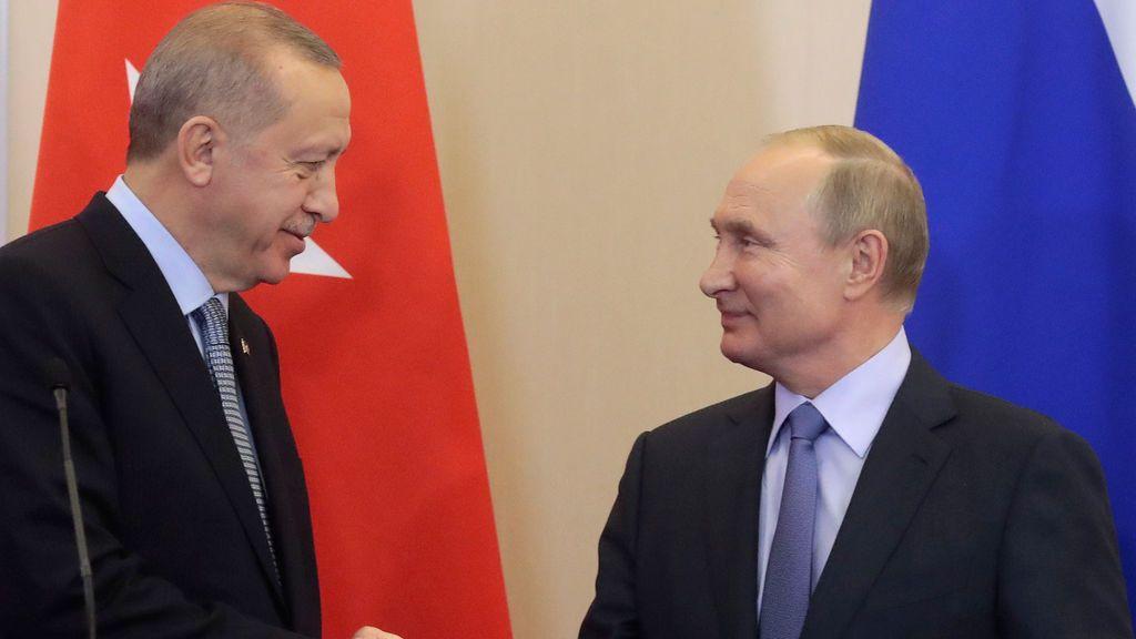 Turquía, ¿caballo de Troya ruso en la OTAN?