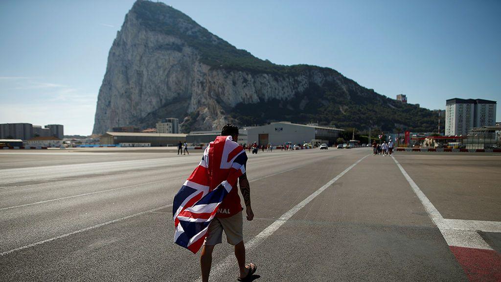 Los trabajadores españoles en Gibraltar viven con miedo la inminente llegaba del Brexit