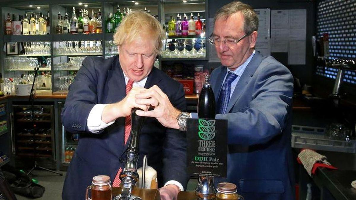 """Boris Johnson dice que Reino Unido se ha embarcado en una """"maravillosa aventura"""""""