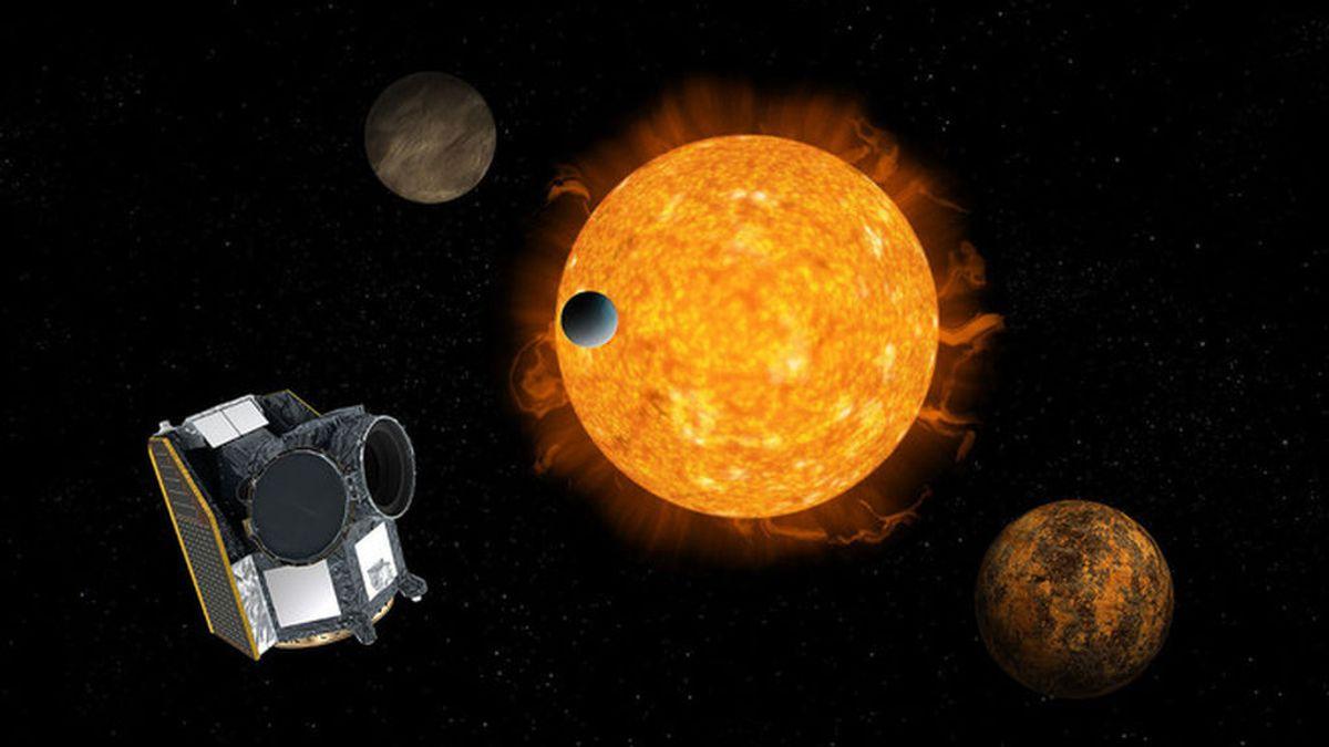 La misión Cheops está a punto de despegar para estudiar otros mundos
