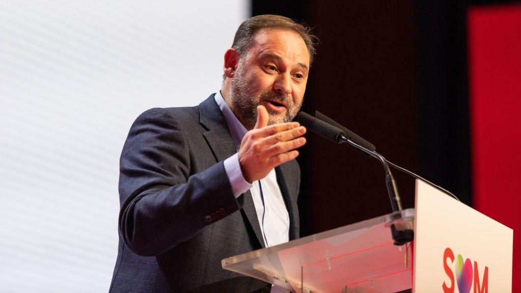 """José Luis Ábalos apremia a ERC: """"La investidura es el primer paso para el diálogo"""""""