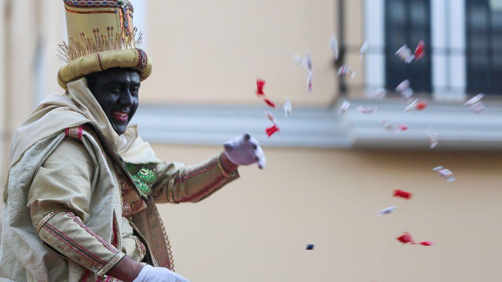 'Por un Baltasar de verdad': la campaña para que el rey Baltasar prescinda del betún en las cabalgatas