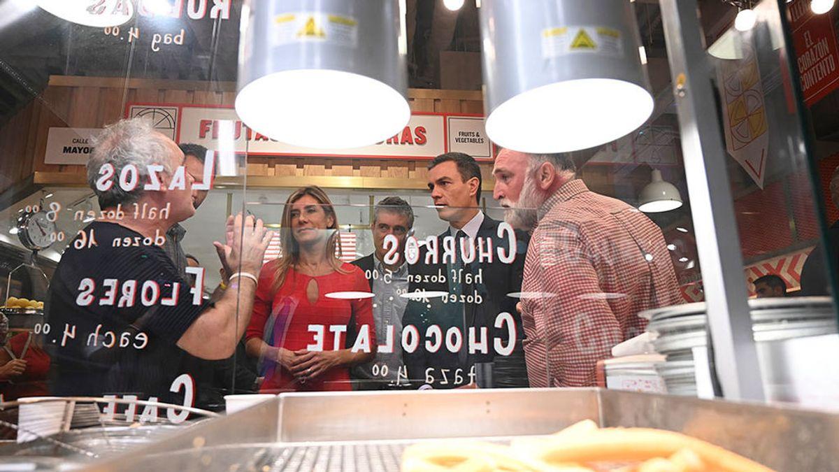 El restaurante de José Andrés y Ferran Adrià que visitó Pedro Sánchez, el mejor de Nueva York
