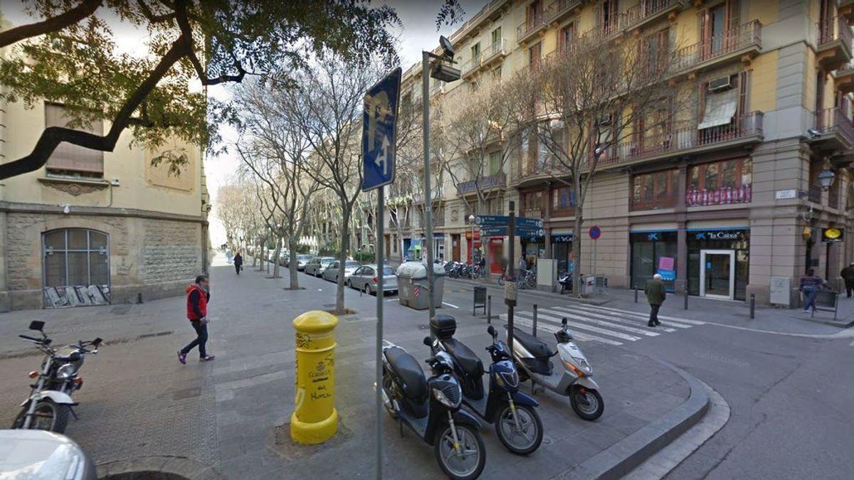 Muere una anciana tras ser atropellada por un patinete eléctrico en Barcelona
