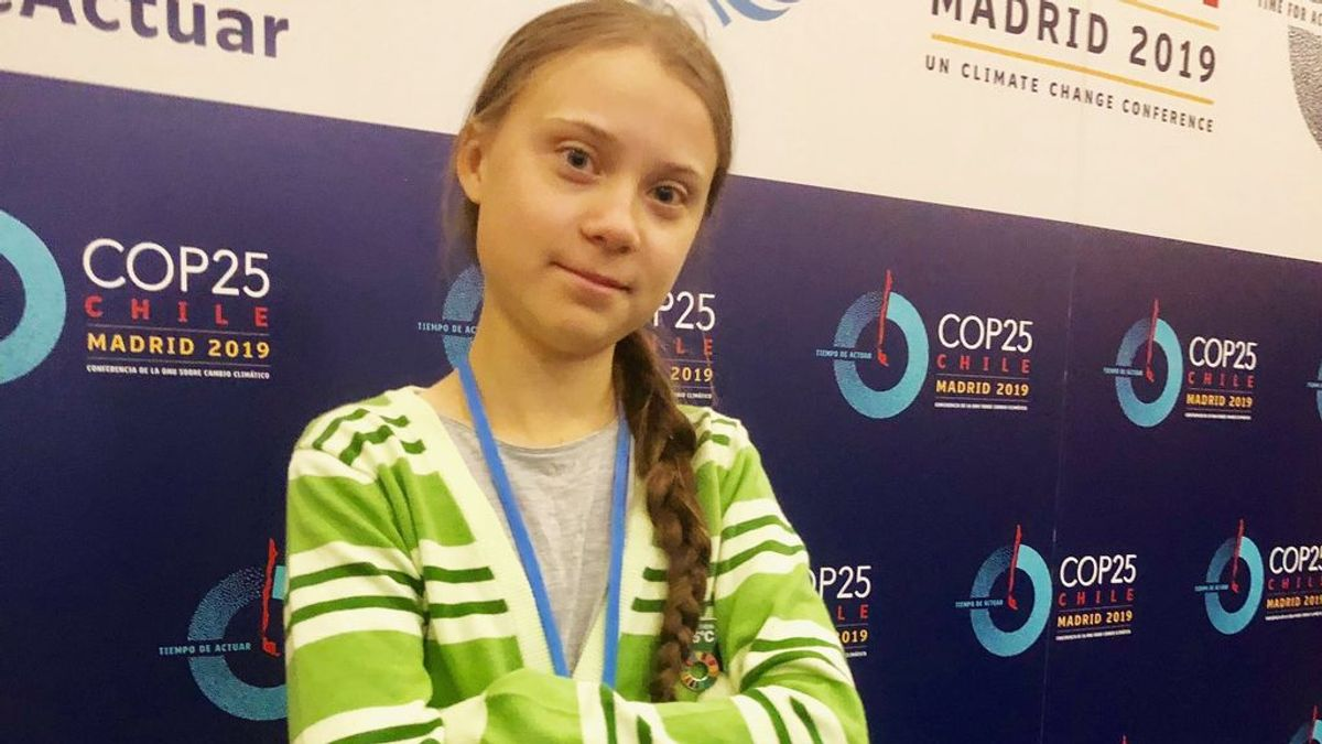 """El zasca de un tuitera a Greta Thunberg: """"El cambio tiene que venir de parte de los gobiernos"""""""