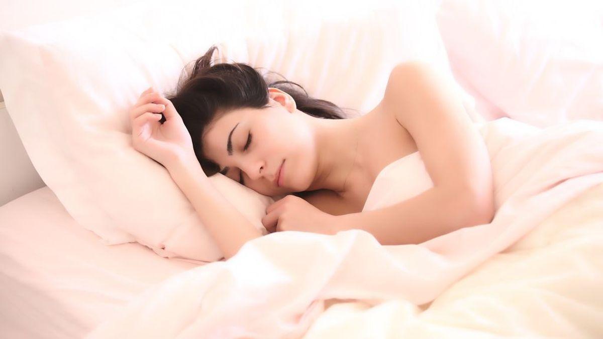 Babear mientras dormimos es bueno para la salud