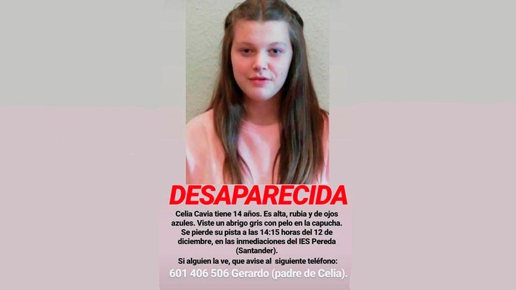 La Policía amplía el perímetro de búsqueda de la menor de 14 años desaparecida