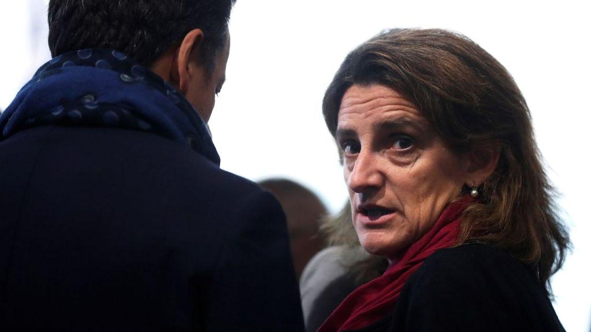 "Teresa Ribera admite que el resultado de la Cumbre del Clima ""deja un sabor de boca agridulce"""