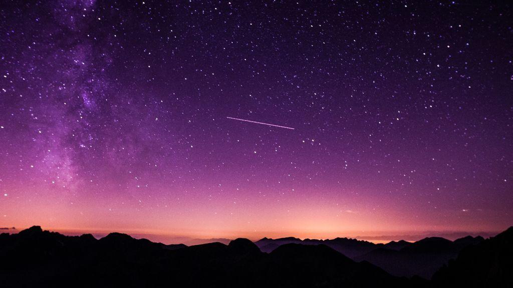 Amarillo, naranja o verde: las estrellas fugaces adquieren colores y tiene una explicación científica