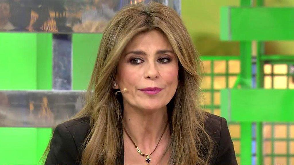 Gema López cree que Hugo Sierra le tiene miedo a Adara