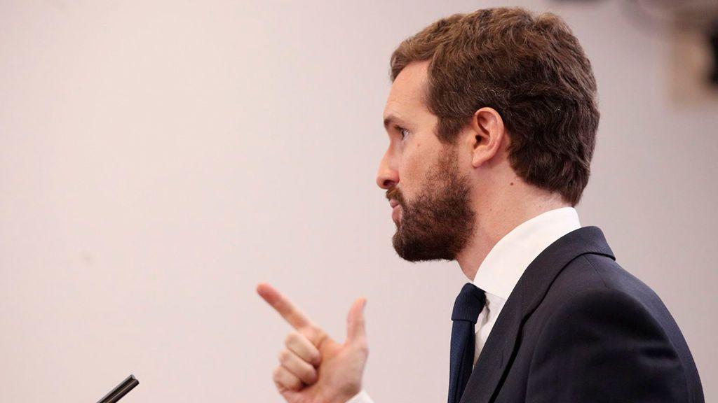 """El PP: """"Sanchez nos ha pedido 13 abstenciones para no depender de ERC"""""""