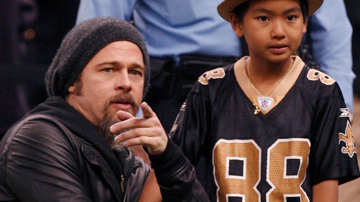 Agridulce Navidad para Brad Pitt, que no verá a su hijo Maddox después de 3 años sin hablarse