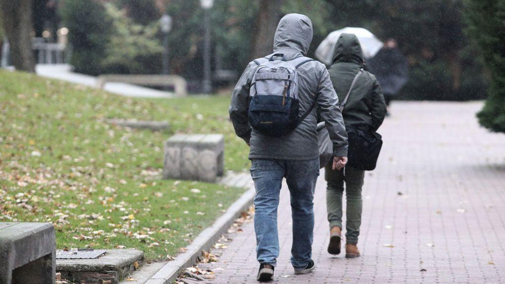 Entra un nuevo temporal: 40 provincias en alerta por lluvias, viento y nieve
