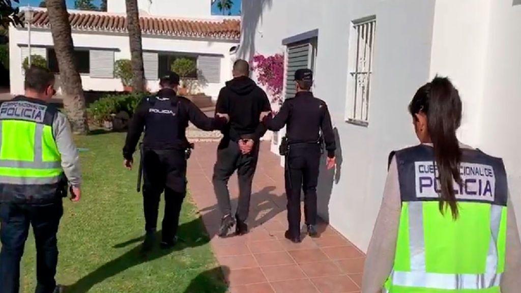 El correo electrónico que salvó a una mujer secuestrada y amenaza de muerte en Marbella