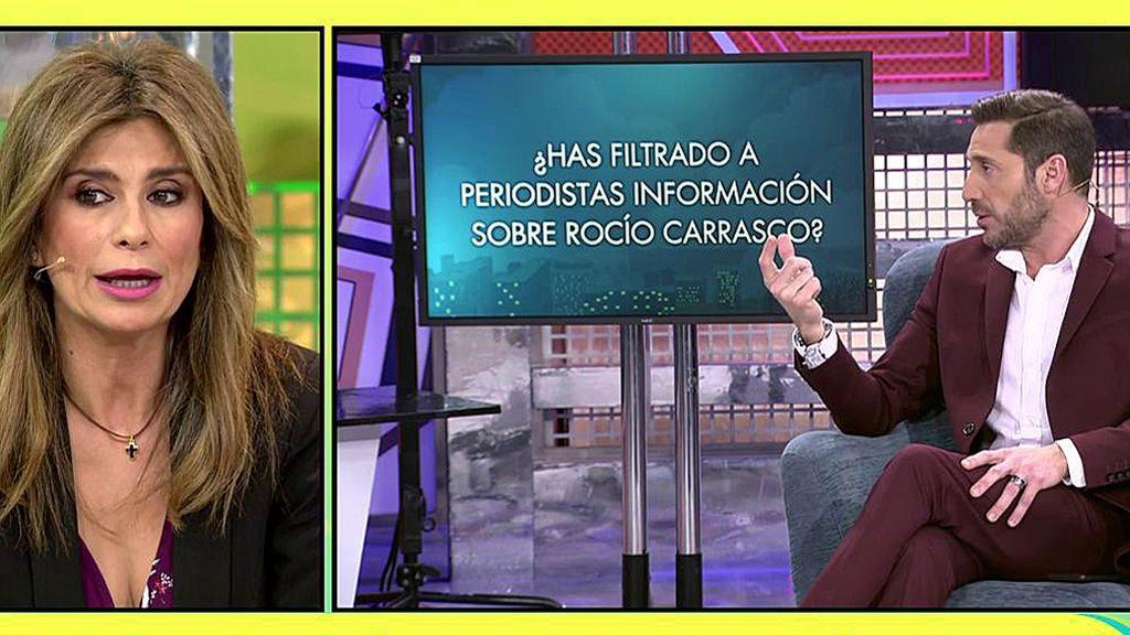 Gema López analiza la entrevista de Antonio David Flores