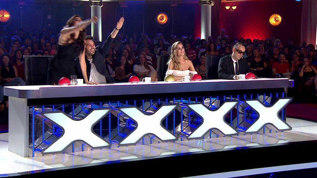 Esta noche, a las 22:00 horas, llega la gran final en directo de 'Got Talent'