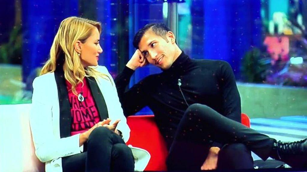 """Lequio: """"Alba le ha dicho a Adara que está con Gianmarco porque ella lo rechazó primero"""""""