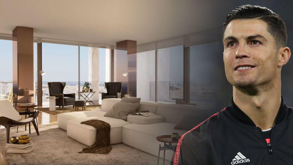 Cristiano Ronaldo compra la casa más cara de Lisboa por 7,2 millones de euros