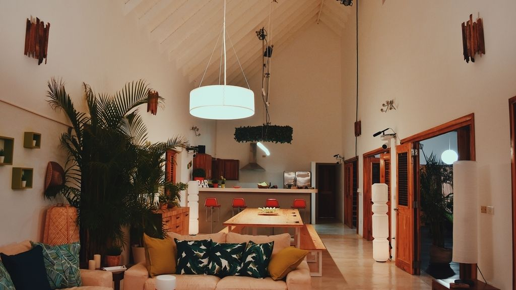 Salón de Villa Montaña