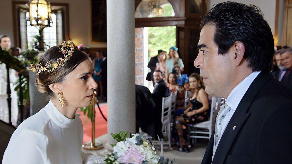 La boda de Amador