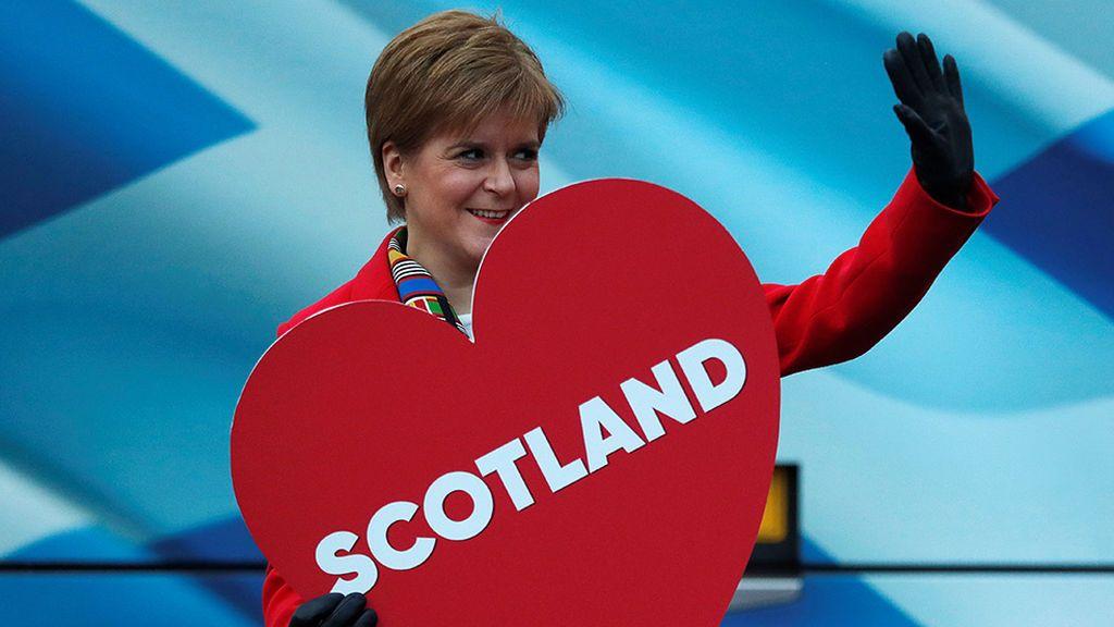 La puerta de Europa estaría abierta a una Escocia independiente