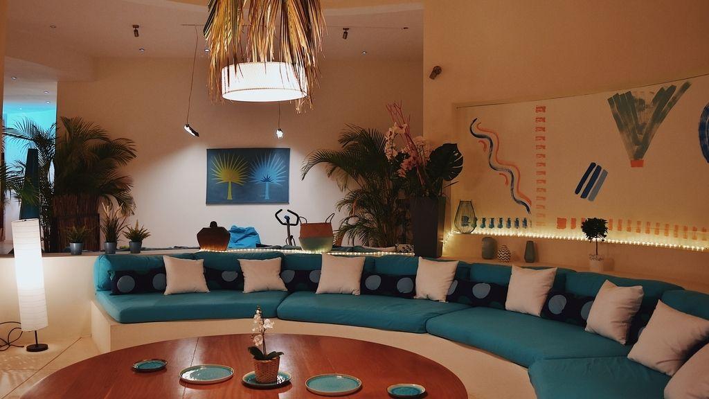 Salón de Villa Playa