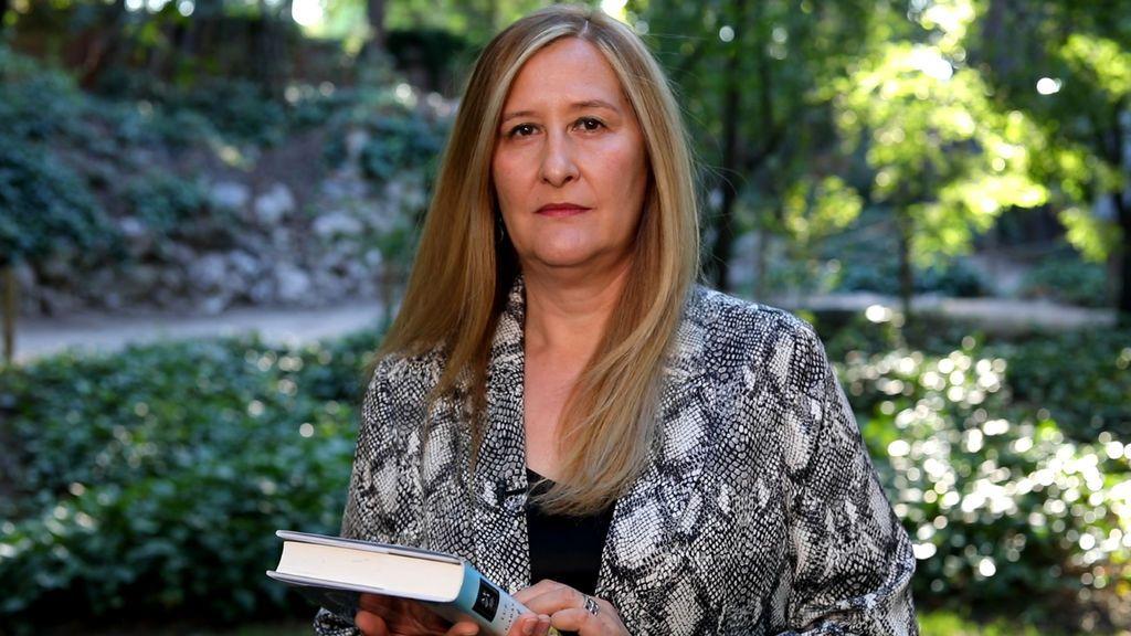 Luz Gabás, la autora de 'Palmeras en la nieve' presenta 'El latido de la tierra'
