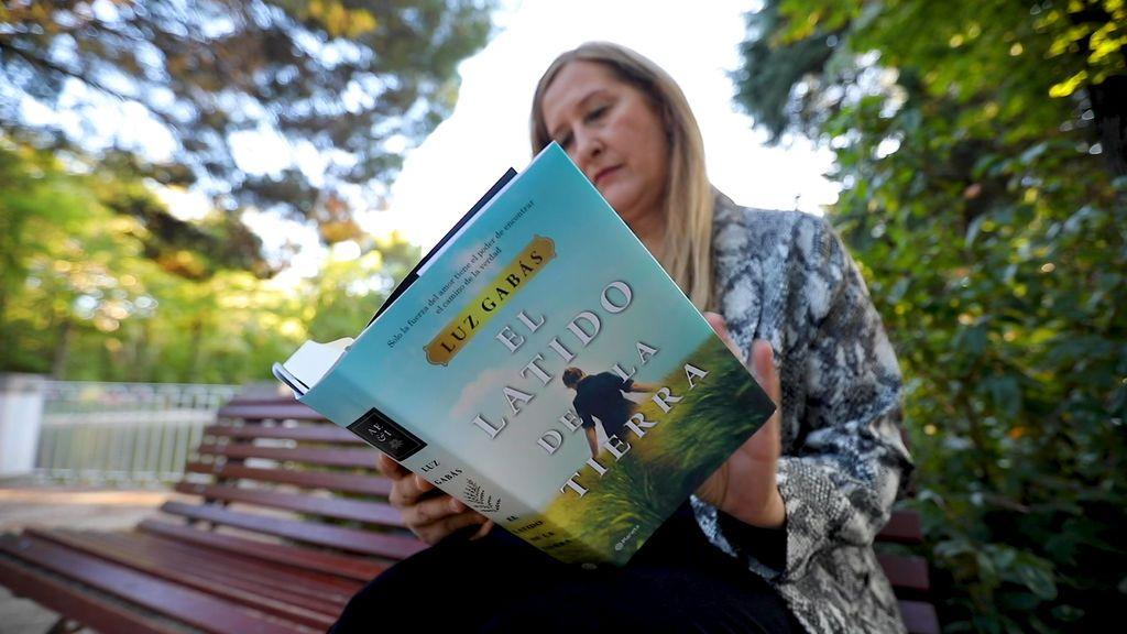 'El latido de la tierra' la novela más personal de Luz Gabás