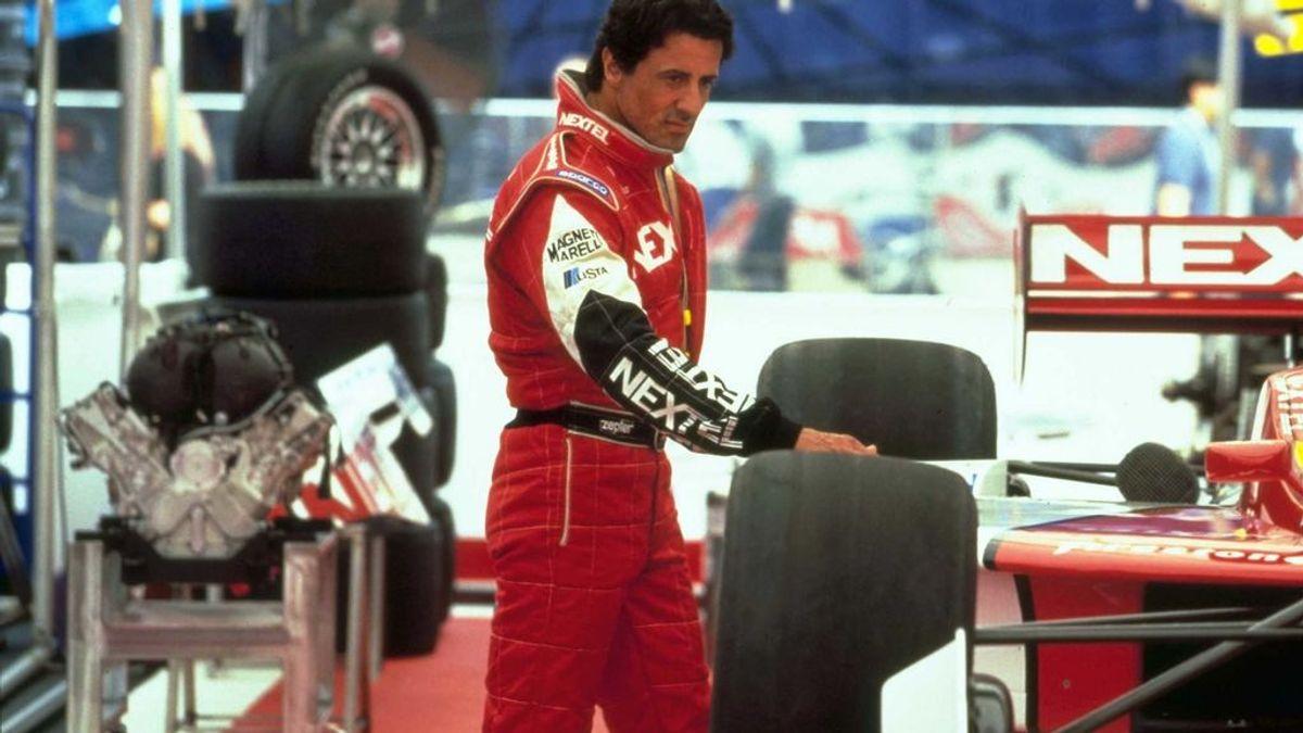 Stallone en 'Driven'
