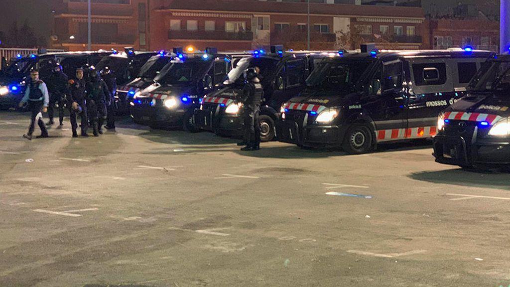 Lecheras policiales