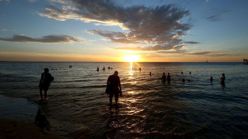 Australia registra la mayor temperatura de su historia al alcanzar los 40,9ºC de media